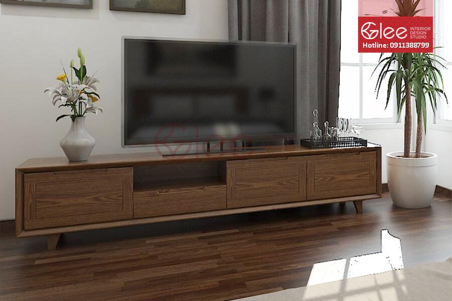kệ tivi phòng khách đẹp tinh tế gtv39-2