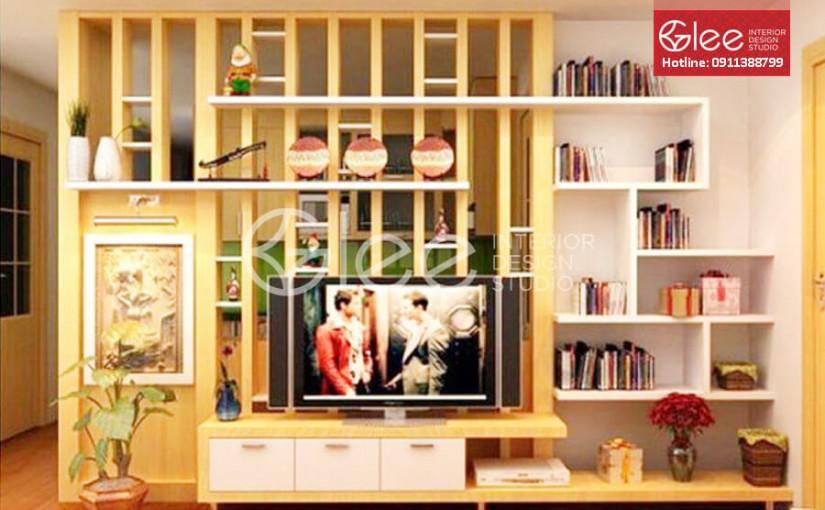 Lựa chọn vách ngăn đẹp cho phòng khách như thế nào?
