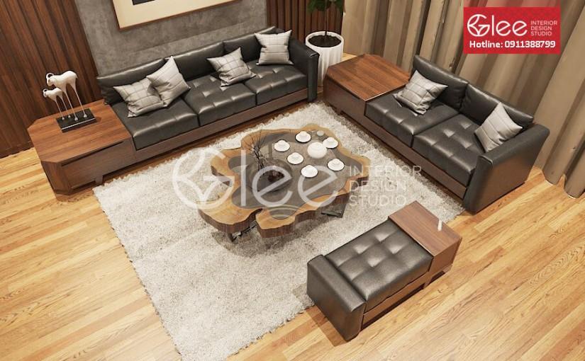 Tại sao bạn nên chọn bàn sofa gỗ sồi