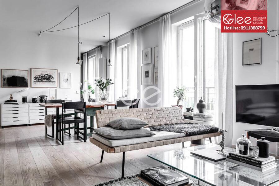 Thiết kế nội thất chung cư là một trong những bước rất cần thiết khi sửa chữa, hoàn thiện căn hộ