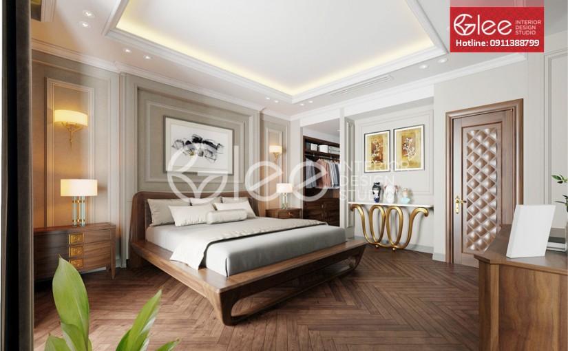 5 phong cách thiết kế phòng ngủ đẹp cho vợ chồng được ưa chuộng nhất